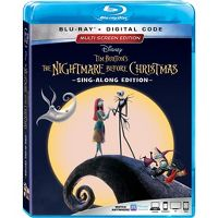 The Nightmare Before Christmas 25th Anniversary Edition Blu-Ray