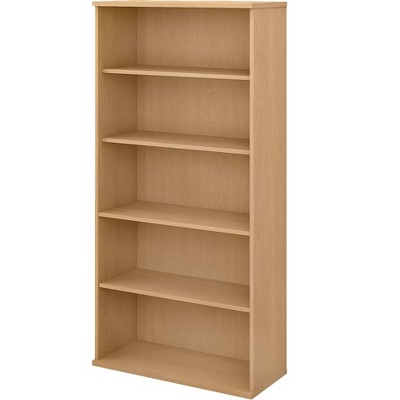 Bush Business Furniture 5-Shelf  Bookcase