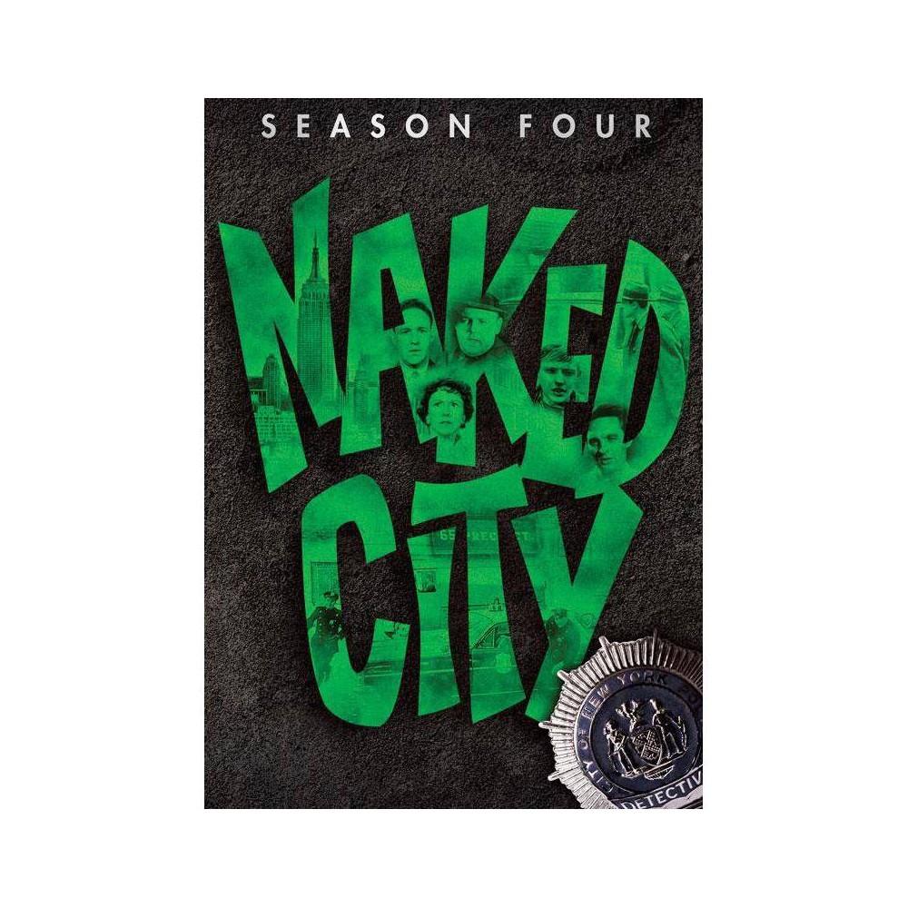 Naked City Season 4 Dvd