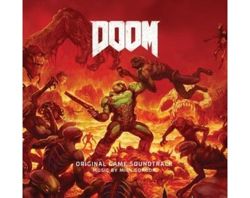 Mick Gordon - Doom (Ost) (Vinyl) - image 1 of 1