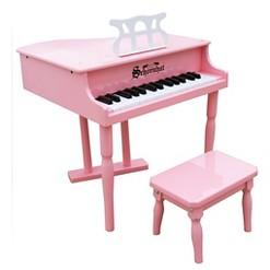 Schoenhut Baby Grand Piano - Pink