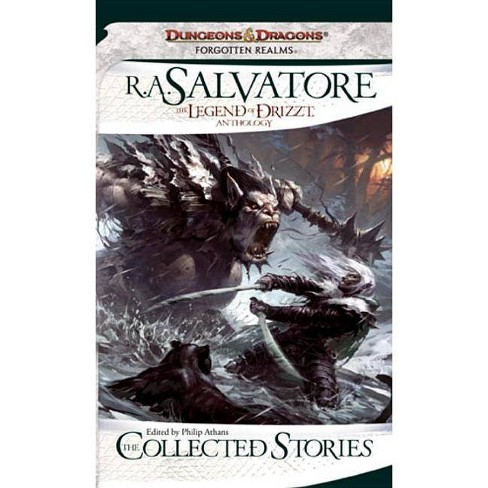 Forgotten Realms: The Legend of Drizzt Anthology - (Dungeons & Dragons) by  R A Salvatore (Paperback)