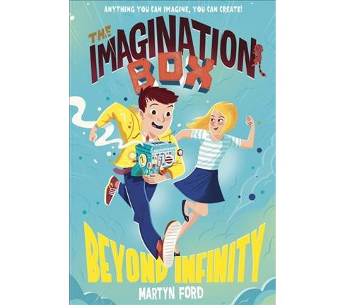 Imagination Box : Beyond Infinity -  by Martyn Ford (Hardcover) - image 1 of 1