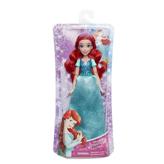 Disney Princess Royal Shimmer - Ariel Doll image number null