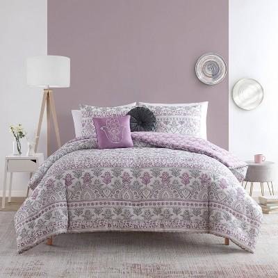 Piper Comforter Set - Mudd