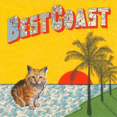 Best coast - Crazy for you (CD) - image 1 of 2