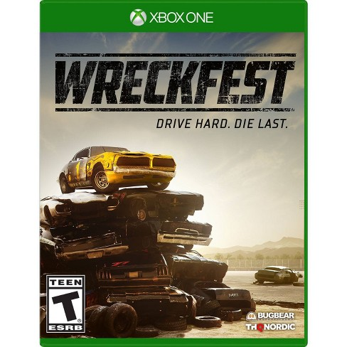 Wreckfest - Xbox One - image 1 of 2