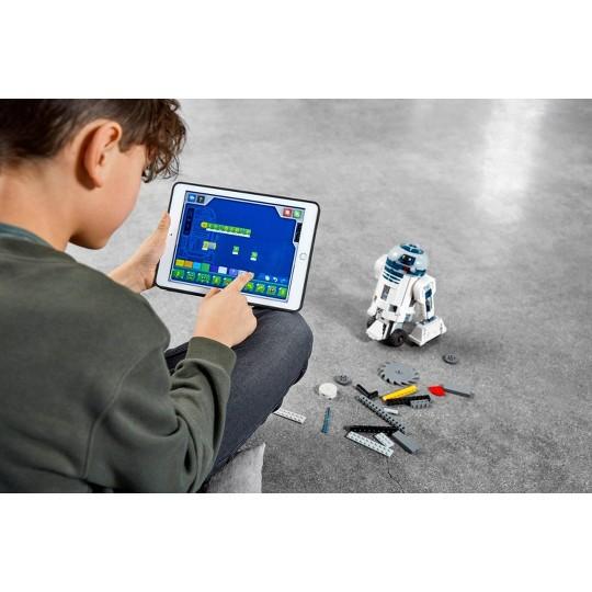 LEGO Star Wars Boost Droid Commander STEM Coding Educational Building Set for Kids 75253 image number null