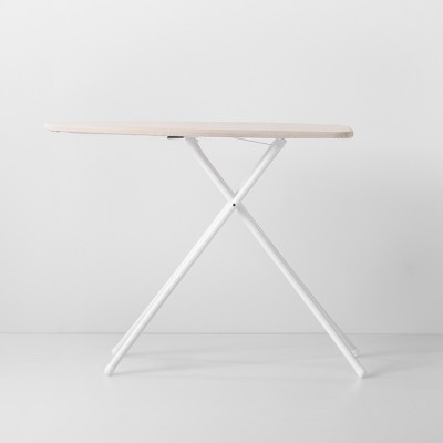 Wide Ironing Board White Metal - Made By Design™