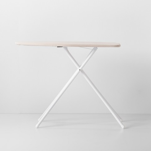Wide Ironing Board White Metal - Made By Design™ - image 1 of 4