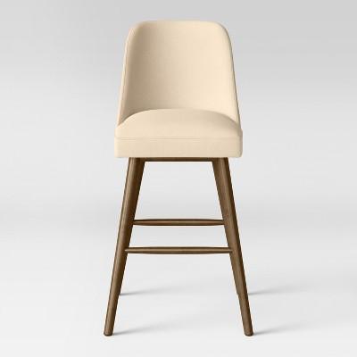 30  Geller Modern Barstool Linen - Project 62™