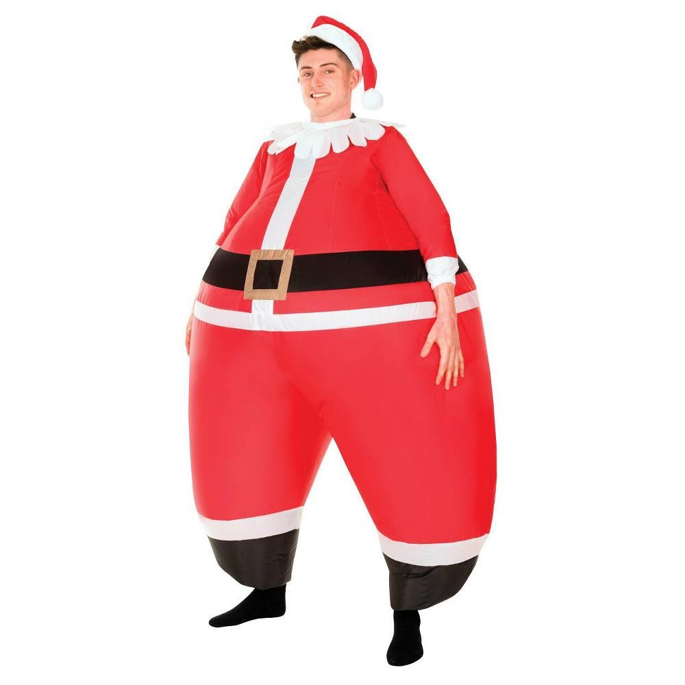 Santa Bouncer Inflatable Halloween Costume
