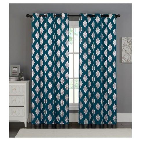 VCNY Sorrento Curtain Panel Pair - image 1 of 1