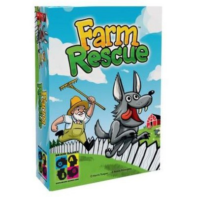 Farm Rescue Board Game