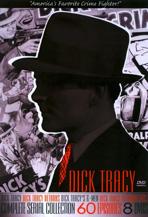 Dick tracy:Complete serial collection (DVD) - image 1 of 1