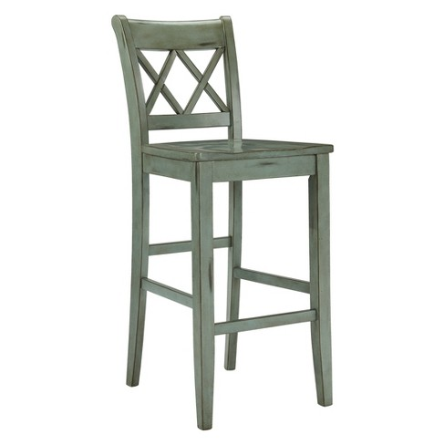 Astonishing 30 Mestler Barstool Set Of 2 Blue Signature Design By Ashley Alphanode Cool Chair Designs And Ideas Alphanodeonline
