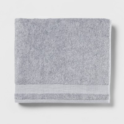 Solid Bath Towel Gray - Made By Design™