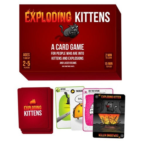 Image result for Exploding Kittens