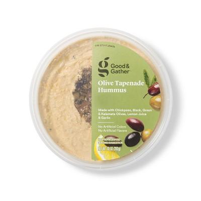 Olive Tapenade Hummus - 10oz - Good & Gather™