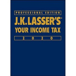 J.K. Lasser's Your Income Tax Professional Edition 2020 - (Hardcover)