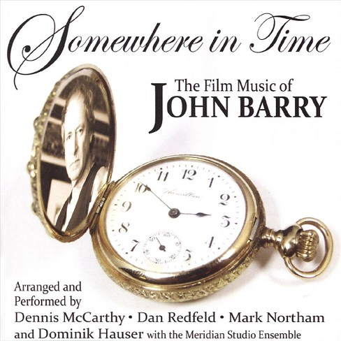 John barry - Somewhere in time:Film music vol 1 (CD) - image 1 of 1