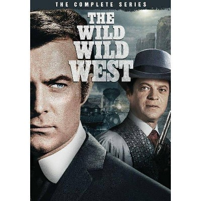 The Wild Wild West: The Complete Series (DVD)(2020)