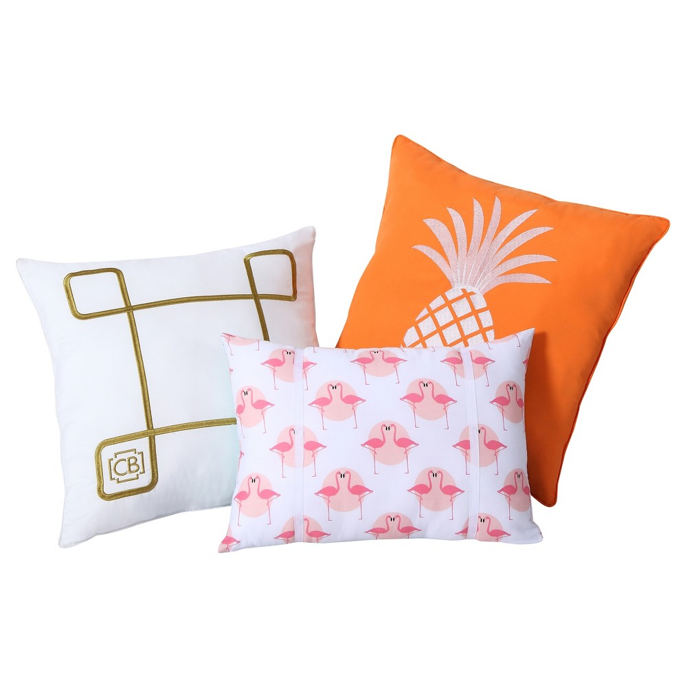 Image of Tropical Pillow Pack 3pc - Clairebella