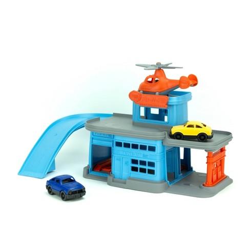 Green Toys Parking Garage - image 1 of 4