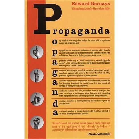 Image result for bernays propaganda