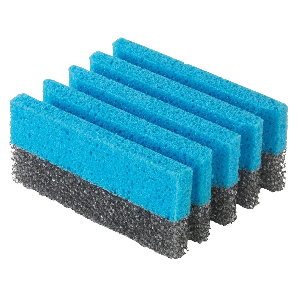 Image of George Foreman Cleaning Sponge - Blue
