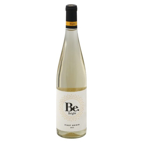 Beringer® Be. Bright Pinot Grigio - 750mL Bottle - image 1 of 1