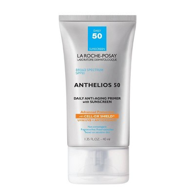 La Roche Posay Anthelios Daily Anti-Aging Face Primer with Sunscreen SPF 50 - 1.35oz