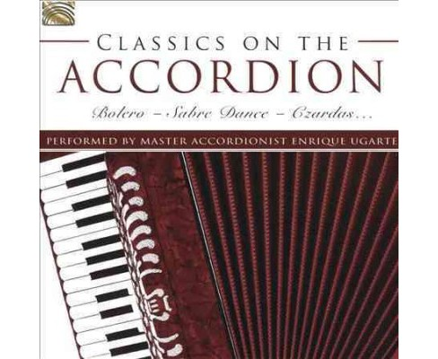 Various - Classics on the accordion (CD) - image 1 of 1