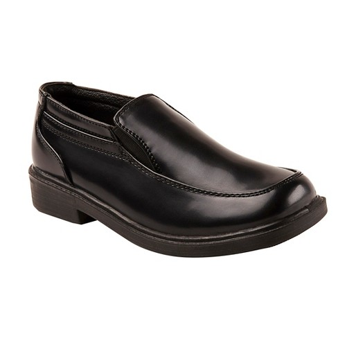 Toddler Boys' Deer Stags Brian Slip-on Loafers - Black - image 1 of 4