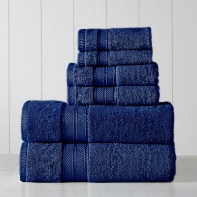 Modern Threads Spunloft 6 Piece Towel Set.