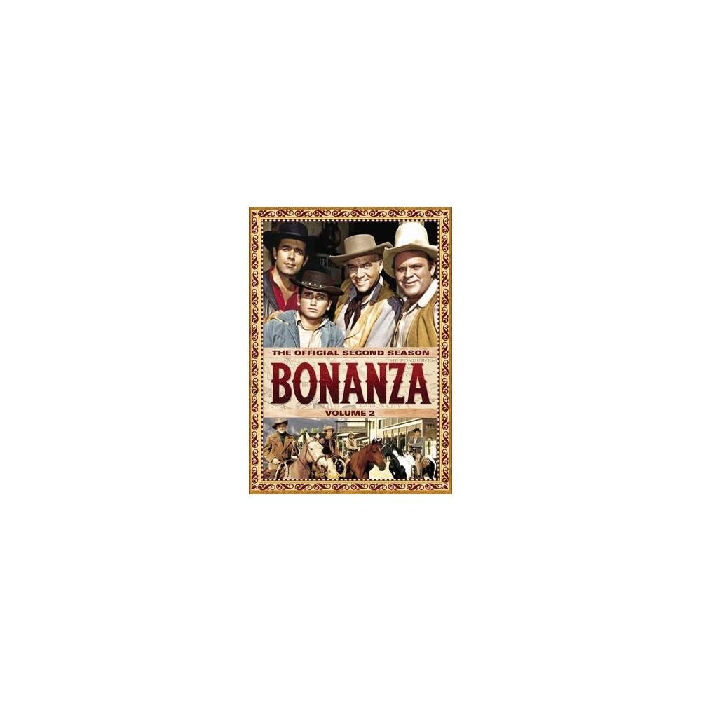 Bonanza:Official Second Season Vol 2 (Dvd)