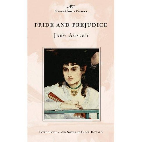 Pride and Prejudice - (Barnes & Noble Classics) by  Jane Austen (Paperback) - image 1 of 1