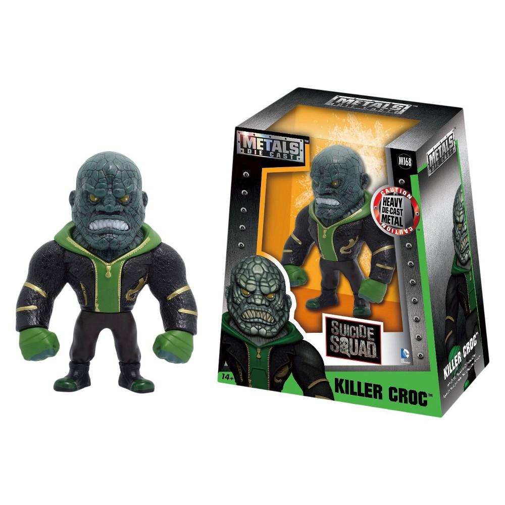Metals DC Comics Killer Croc Action Figure 4