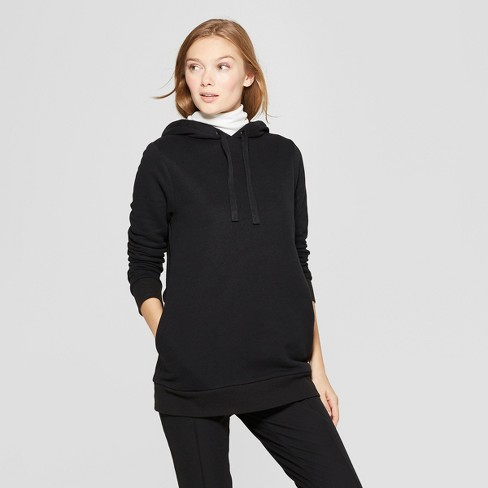 Women's Hoodie Tunic - A New Day™ - image 1 of 3
