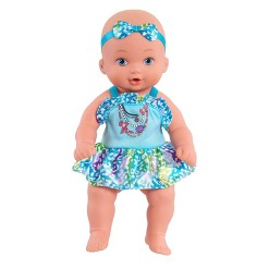 Waterbabies Giggly Wiggly Doll - Blue Eyes