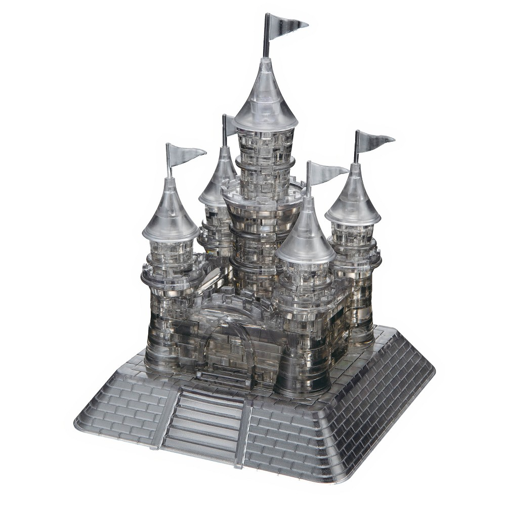 Bepuzzled 3D Deluxe Crystal Puzzle - 104 Castle