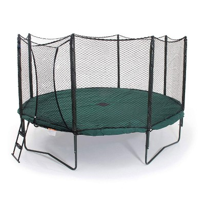 JumpSport Trampoline Weather Cover with Protective PVC Coating, COVER ONLY