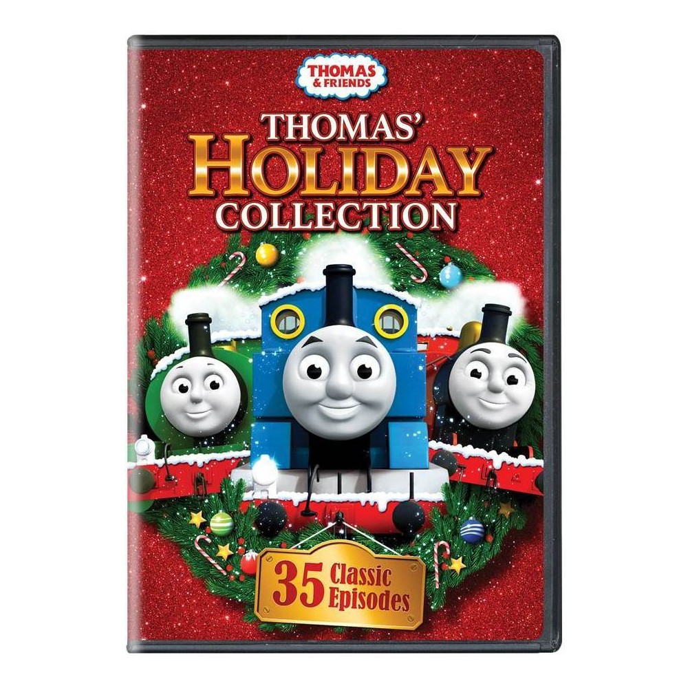Thomas & Friends:Thomas Holiday Colle (Dvd)