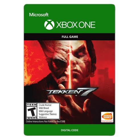 Tekken 7 Xbox One Digital Target