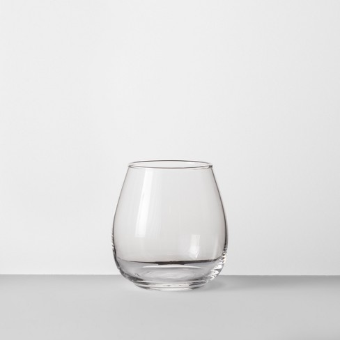 16oz Stackable Stemless Wine Glass - Made By Design™ - image 1 of 7