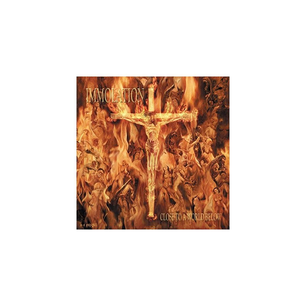 Immolation - Close To A World Below (Vinyl)