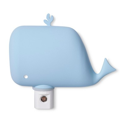 Automatic Nightlight Whale - Cloud Island™ - Blue