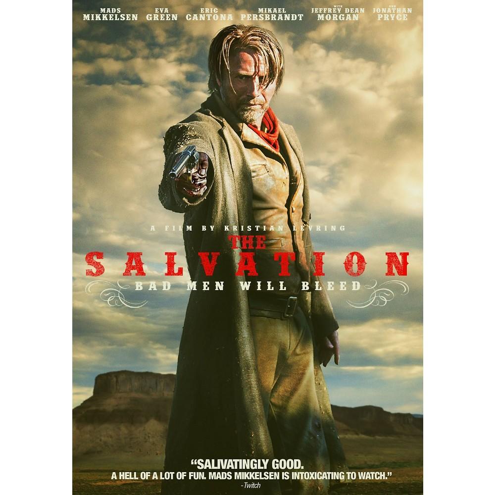 The Salvation (dvd_video)