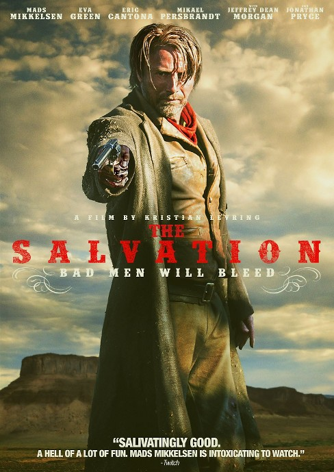 The Salvation (dvd_video) - image 1 of 1