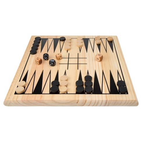 Ideal Game On Backgammon Game Target